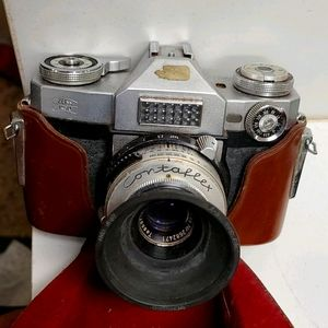 Vintage zeiss ikon ag camera